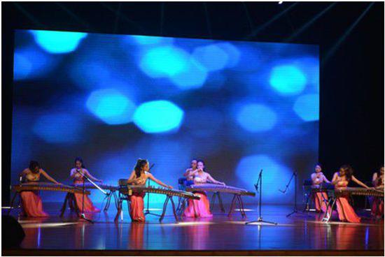 古筝音乐会