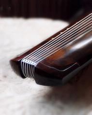 倪诗韵|仲尼式古琴