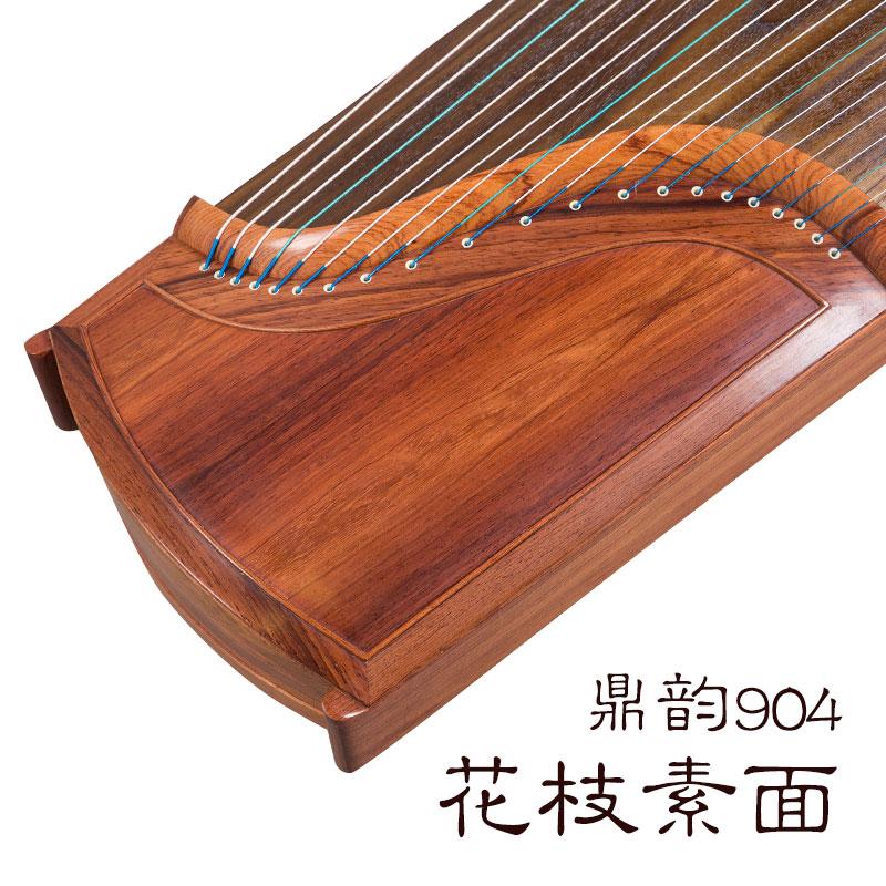 鼎韵古筝904-S 花枝素面