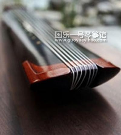 仲尼式|杉木古琴