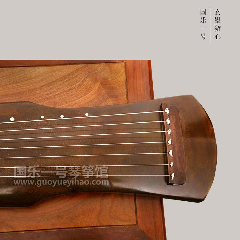 玄默游心-伏羲练习练习琴-国乐一号古琴专卖门店