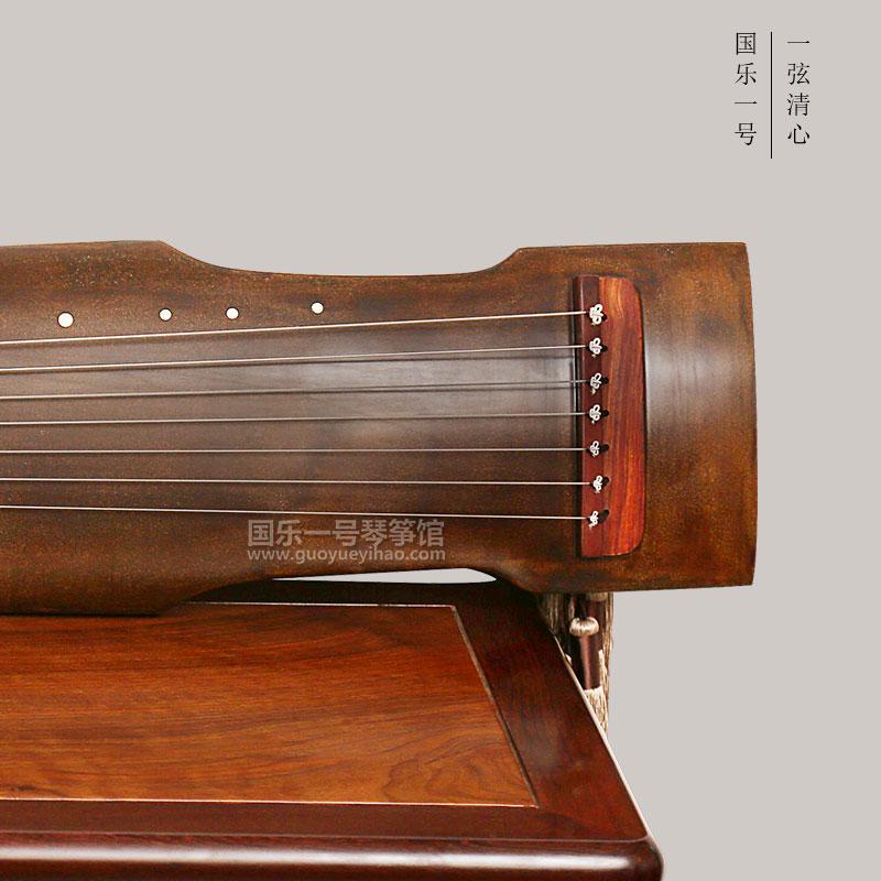 一弦清心-仲尼式练习琴-国乐一号古琴专卖门店