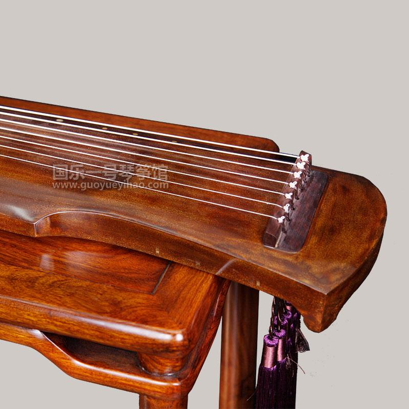普及练习琴-杉木伏羲式