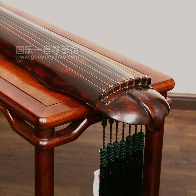 <b>丁永贵-蕉叶式古琴-国乐一号古琴专卖门店</b>