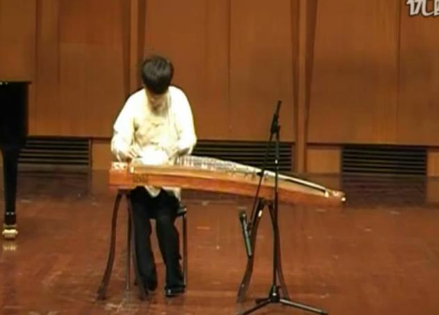 <b>刘乐古筝演奏《西域随想》</b>